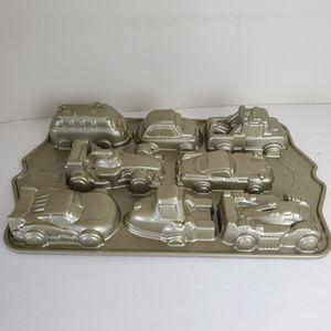 Nordic Ware Disney Cars 2 cakelet pans